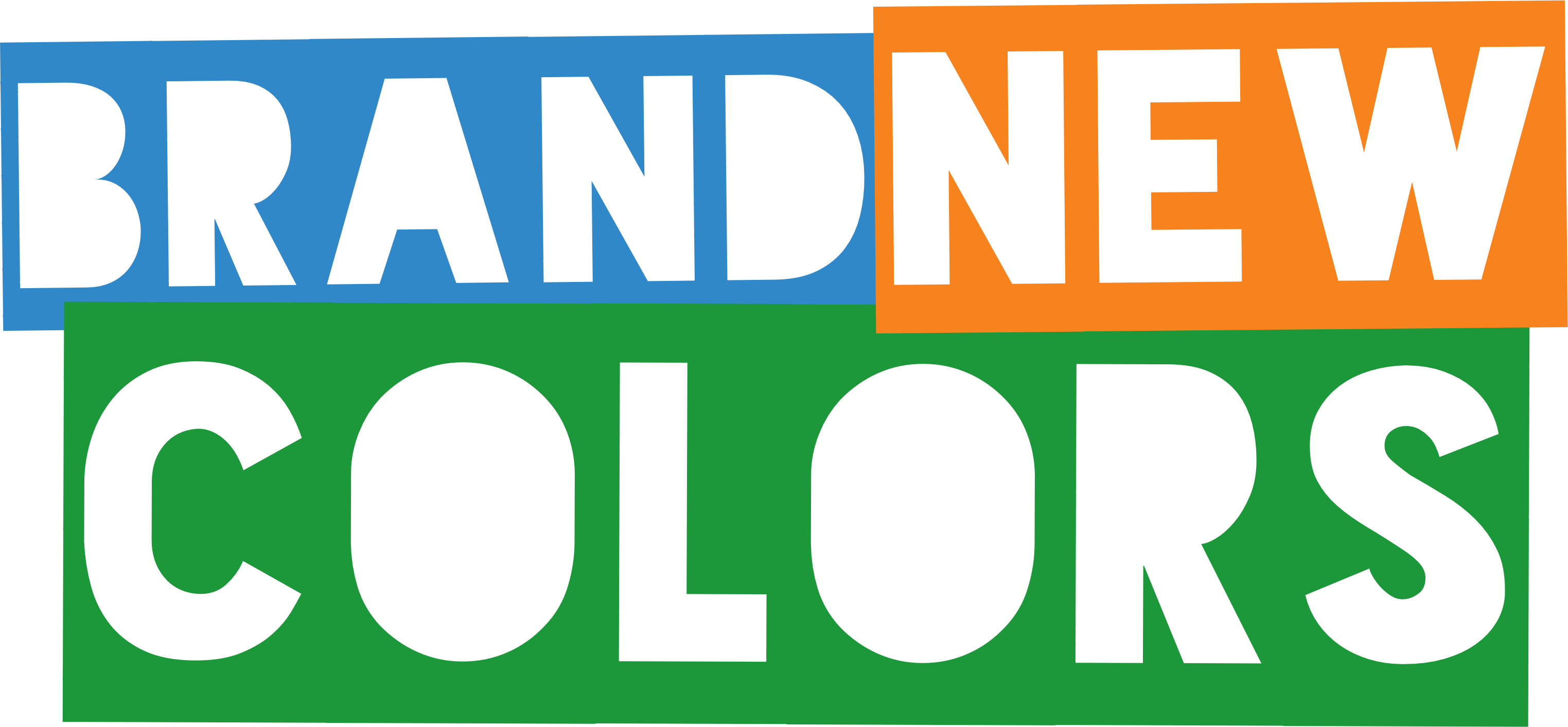 Brand New Colors